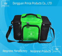 New design fashion insulated meal picnic cooler 6 pack fitness bag