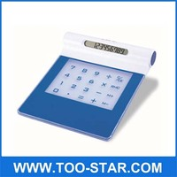 2014 best promtional gift mousepad calculator with speaker and usb hub