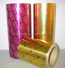Pharmaceutical aluminium packing foil for tablet and capsules