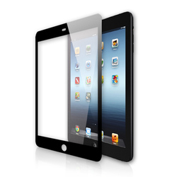 Tempered glass screen guard for ipad 5 , for ipad 5 screen guard