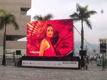 P10 hd led display full sexy xxx movies video in china/xxxx vide outdoor full color led display p10 screen