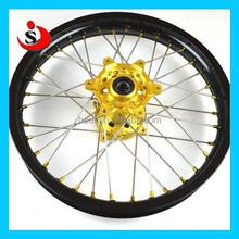 Motorcycle/Motocross Suzuki RMZ250 Wheel 18*2.15 21*1.6 Assembly