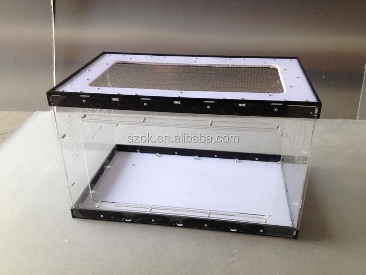 unieke ontwerp mooie grappige acryl hamster kooi huisdier kooien vervoerders en huizen product. Black Bedroom Furniture Sets. Home Design Ideas