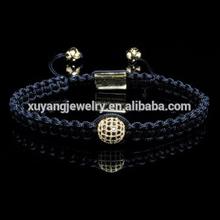 Moda pulsera del shamballa de ajuste de la venta caliente, alta calidad! (MB-0619)