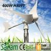 600W Off Grid Hybrid Solar Wind Power System