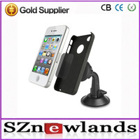 Universal One Hand Operation Car Mobile Phone Holder Used For Dashboard Windshield
