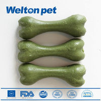 2015 new launch natural dental care chicken & mint flavor dog snacks