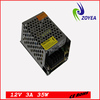 35w constant voltage LED power supply switching ,3a 12v 24v dc led driver