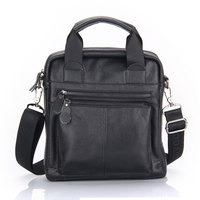 2015 Leather Men Bag as messenger bag from China manufacturer low price hot sale in aliexpress