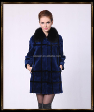 NR-10001 New Arrived Rabbit Fur Cloth With Hight Quality