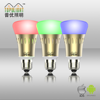 2015 wireless smart led wifi bulb light IOS/Andriod phone cotrolled