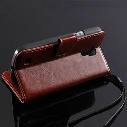 For Samsung Galaxy S4 Mini I9190 Case S4 Mini Flip Cover