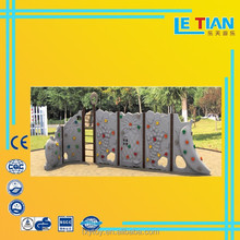 Amused toy! outdoor playground climbing fitness machine,kids outdoor rock climbing walls for sale