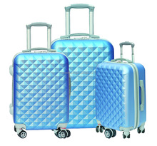 2015 cheap PC ABS Trolley Luggage