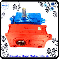 PV Series Agricultural Reverse Bvel Gear box for Motorcycle With Brushless Electric Motor f