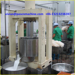 Automatic Stainless Steel Coconut Milk Process Machine/ Coconut Milk Extractor (Mob/Whatsapp: +86-13213238287)