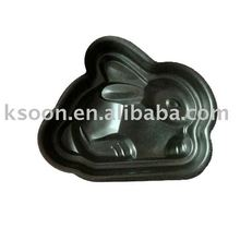 Rabbit Shaped Stainless Steel Cake Mould