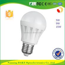 wholesale price new style high quality e27 led light bulb 550 lumen