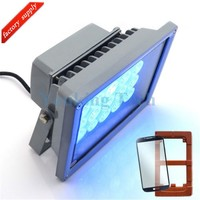 20W LED UV Lamp Curing Light with Handle LOCA UV Glue Dryer for Refurbish LCD Touch Screen Repair