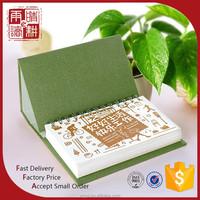 Best Price and High Quality folding desk calendar