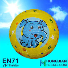 jiangsu 5 inch promotional basketball equipment