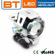 Transformer-2.0 inch Led DC/AC 9-80V 10W Auto Moto Projector Headlights