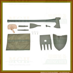 firefighter Multifunction Military Police fire fighting Set