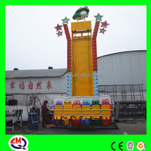 funny amusement rides used playgrounds for family certified by BV & ISO made in china