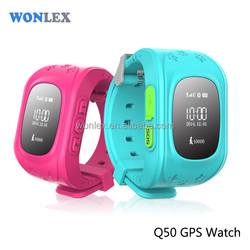 WONLEX Children SOS watch smart phone for children phone set phone accessories gps tracking smart watch for child smart phone