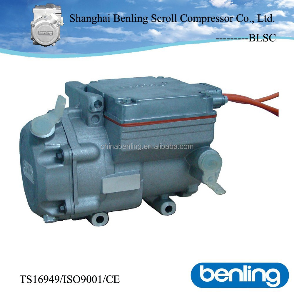Electric ac compressor for cars dm18a1 buy electric ac for Ac or dc motor for electric car