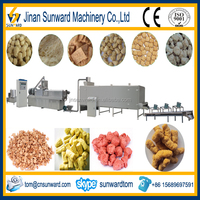 Soya Meat Protein Extruder