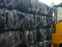 BHN1049D1511 Rubber Scrap Used tire scrap Tyres Scrap Bales & Shred 1000 MT
