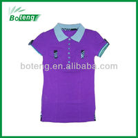 Lady's Fashion Polo Shirt