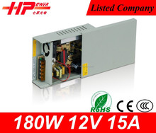 Guangzhou factory price switching power module single output High Quality 12v 240w power supply hs code