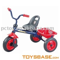 Tricycle Metal Pedal Car