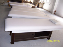 mingmei wood massage bed with free carry case wood masage cosmetic bed