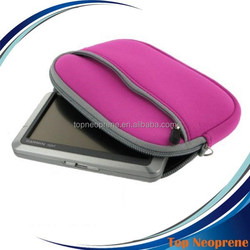 Zipper Neoprene GPS /HDD/Digital camera /Phone case pouch carrying bag soft case, electronic accessories soft case GPS bag pouch