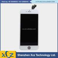 original import 4.7' LCD White or Black for iphone 6 mobile phone lcd