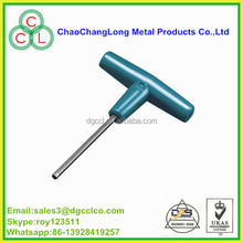 safety handle/hand allen wrench/keys/square key wrench