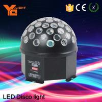 Fast Delivery Stage Equipment Producer 10w Led Ball Disco Glitter Ball