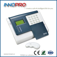 Wireless and wired gsm alarm control panel systems (INNOPRO-EP210)