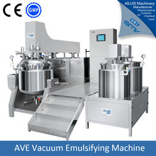 BB cream/lotion/facial cream vacuum emulsifying mixer machine