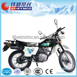 Fashionable strong powerful sport dirt bike 200cc for sale ZF200GY-2A