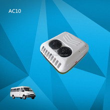minibus air conditioning system AC10 cooling capacity 10kw for Ford van