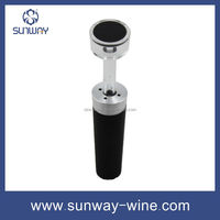 hot recommended mini easy portable vacuum wine stoppers