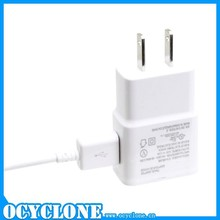 2 to1ETA-U90JWE USB charger adapt to travel for samsung galaxy s4