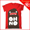 Magic catoon printing 100% cotton t-shirt for advertising