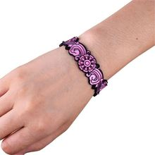 new fashion printing silicon hand band
