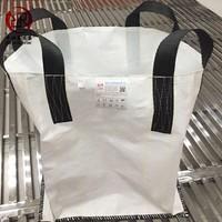 Super sacks 1 ton 1.5 ton/PP Jumbo bag for grain,organic fertilizer,sand,cement in Hebei manufacture
