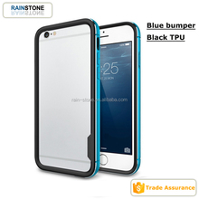 Ultra Thin TPU+PC Cover for Apple, for iPhone 5s Bumper Case